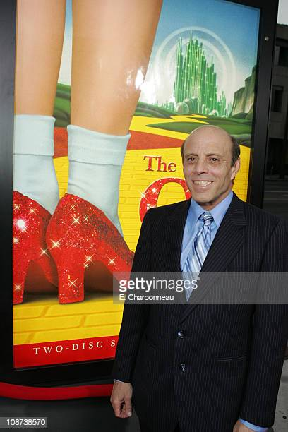 Judy Garland's son Joey Luft during Ruby Red Slipper DVD Gala Screening for The Wizard of Oz Sponsored by Warner Home Video at Samuel Goldwyn Theatre...