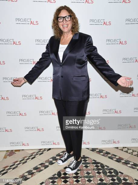 Judy Gold attends Project ALS 21st Annual New York City Gala at Cipriani 42nd Street on October 23 2019 in New York City
