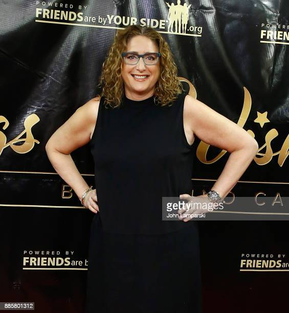 Judy Gold attends the 2017 One Night With The Stars benefit at the Theater at Madison Square Garden on December 4 2017 in New York City