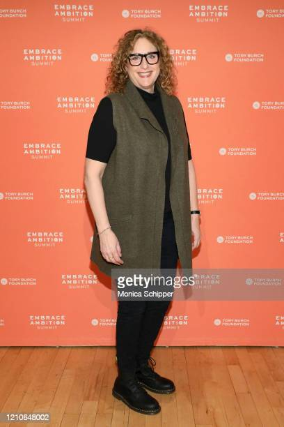 Judy Gold attends the 2020 Embrace Ambition Summit by the Tory Burch Foundation at Jazz at Lincoln Center on March 05 2020 in New York City