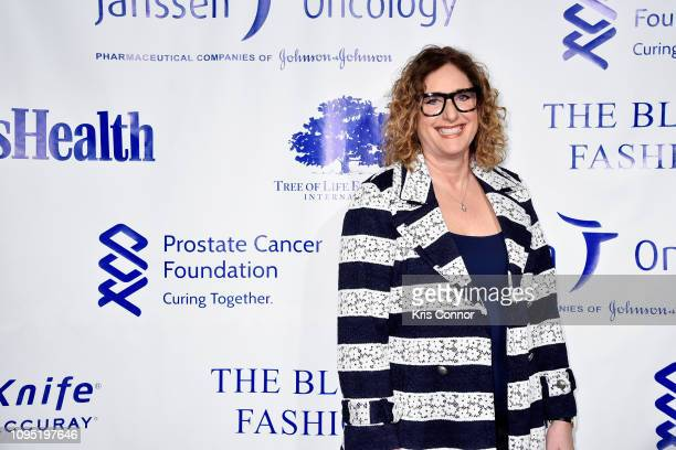 Judy Gold attends the The 3rd Annual Blue Jacket Fashion Show Benefitting The Prostate Cancer Foundation at Pier 59 Studios on February 7 2019 in New...