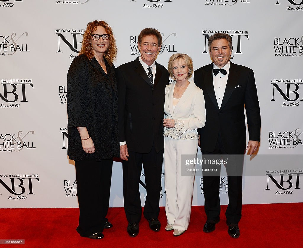 Nevada Ballet Theatre Celebrates It's 30th Anniversary With Florence Henderson As It's Woman Of The Year : News Photo