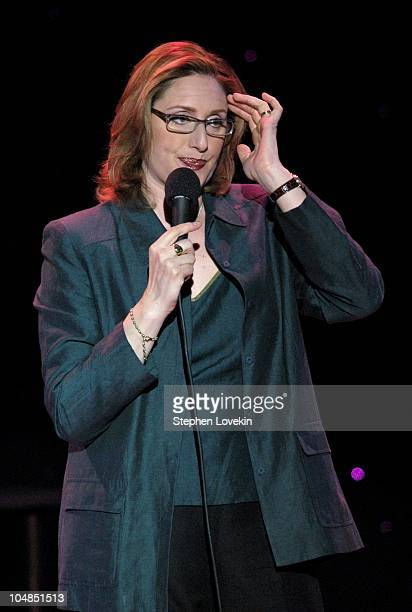 Judy Gold during Comedy Tonight A Night of Comedy to Benefit the 92nd Street Y at The 92nd Street Y in New York City NY United States