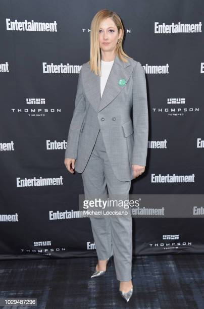 Judy Greer attends Entertainment Weekly's Must List Party at the Toronto International Film Festival 2018 at the Thompson Hotel on September 8 2018...