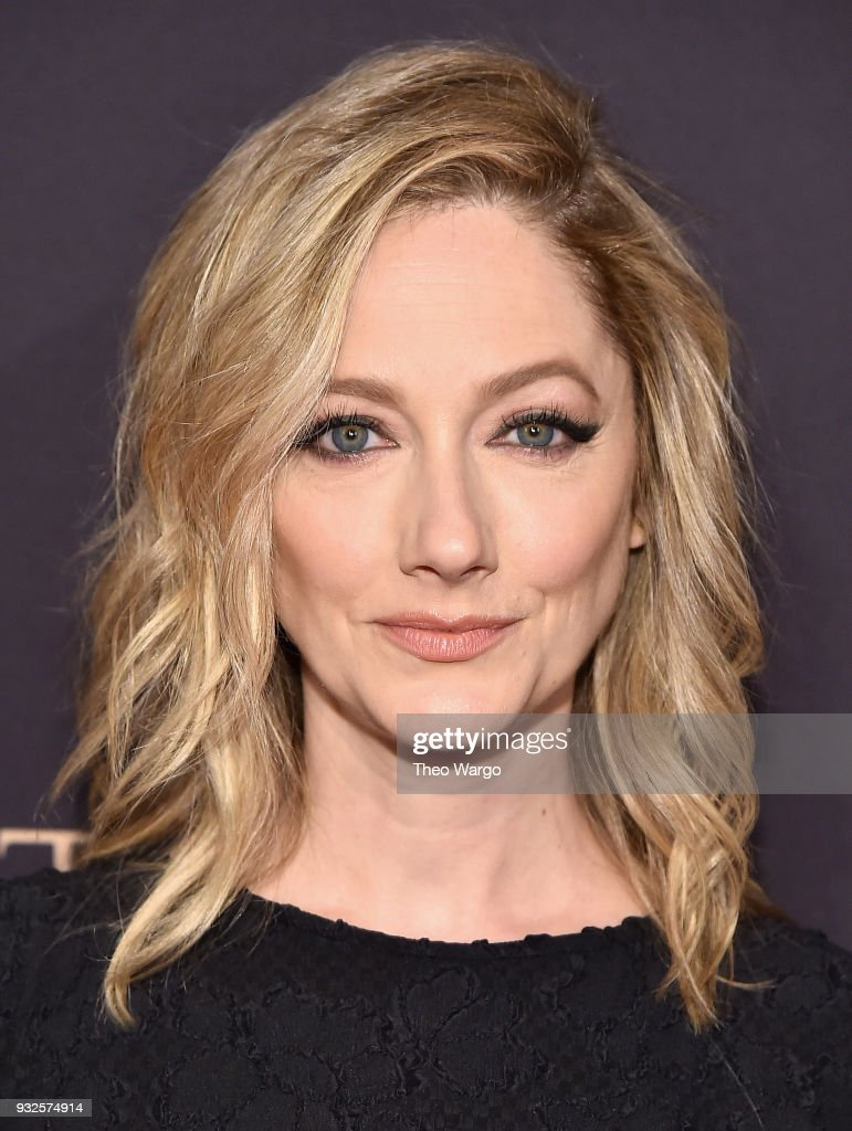 Judy Greer attends the 2018 FX Annual All-Star Party at SVA Theater on March 15, 2018 in New York City.