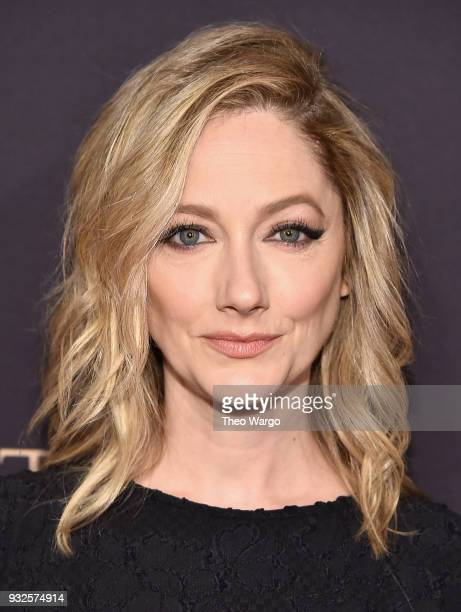 Judy Greer attends the 2018 FX Annual AllStar Party at SVA Theater on March 15 2018 in New York City