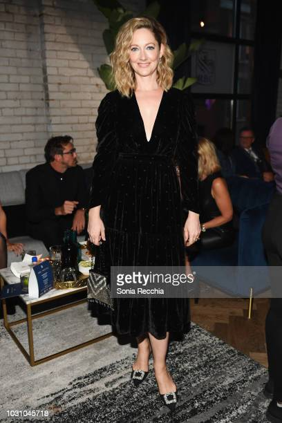 Judy Greer attends the Driven Cocktail Party hosted by RBC during 2018 Toronto International Film Festival at RBC House on September 10 2018 in...