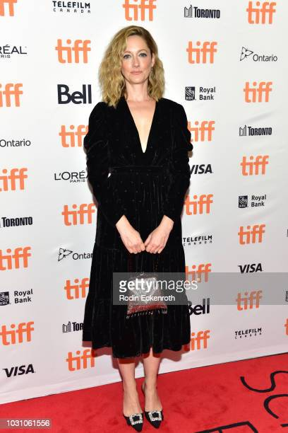 """Judy Greer attends the """"Driven"""" premiere during 2018 Toronto International Film Festival at Princess of Wales Theatre on September 10, 2018 in..."""