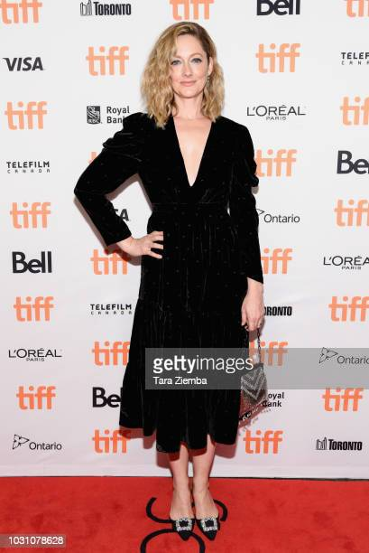 Judy Greer attends the 'Driven' premiere during 2018 Toronto International Film Festival at Princess of Wales Theatre on September 10 2018 in Toronto...