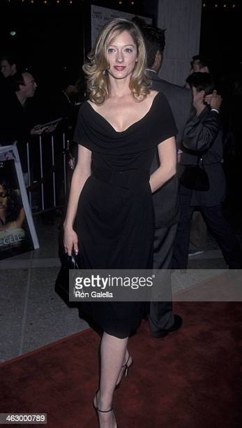 59e608f3743d7 Judy Greer attends the premiere of The Wedding Planner on January 23 2001  at the Cineplex