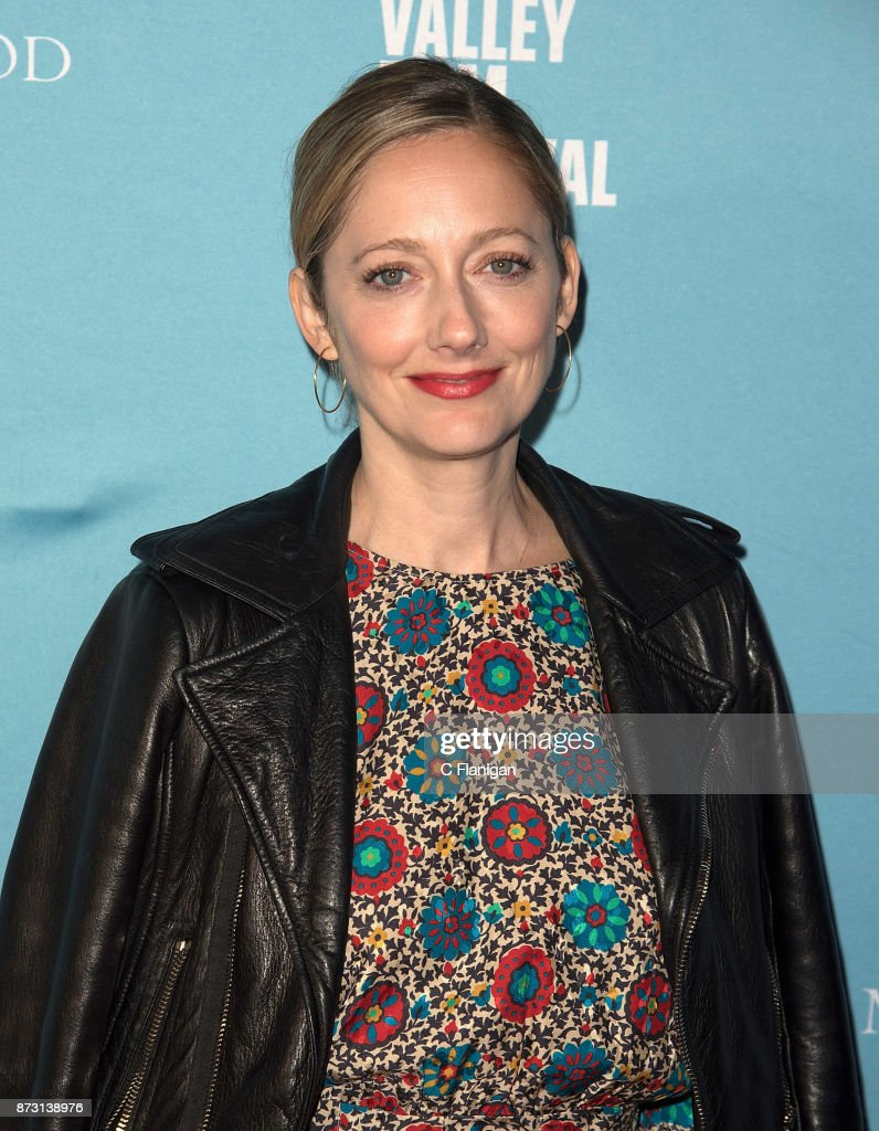 Judy Greer attends the Red Carpet Festival Gala at CIA Copia during the 7th Annual Napa Valley Film Festival on November 11, 2017 in Napa, California.
