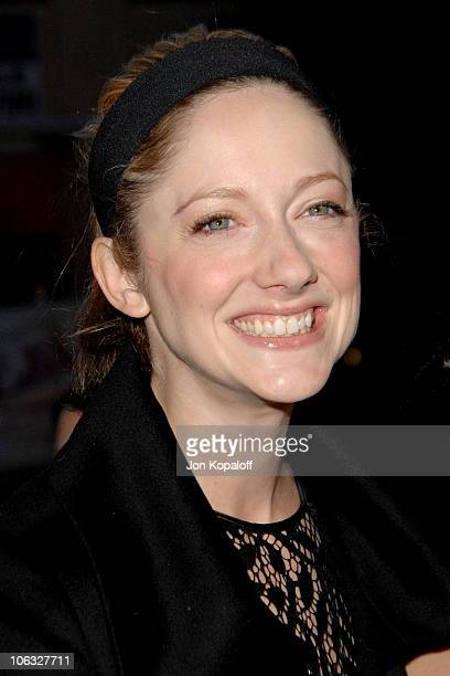 Judy Greer during The TV Set Los Angeles Premiere Arrivals at Crest Theater in Los Angeles California United States