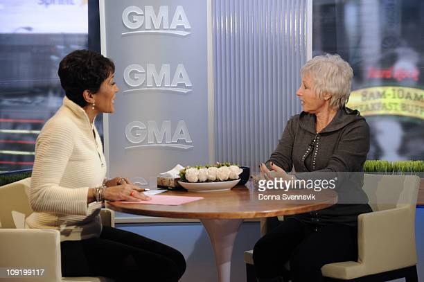 AMERICA Judy Haim Corey Haims mother speaks of the pressures her late son faced as a teenage movie star on Good Morning America 2/16/11 on the Walt...
