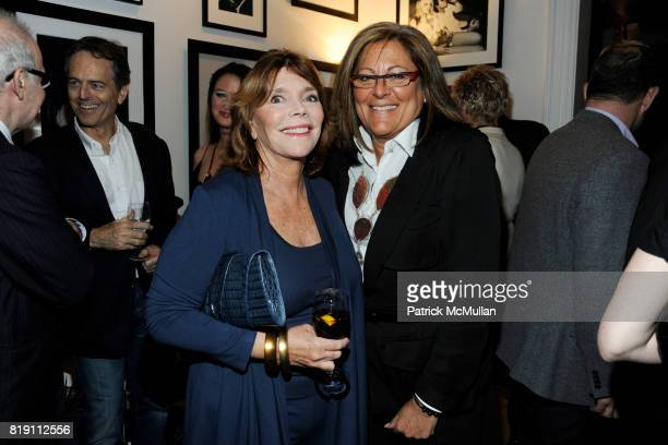 Judy Licht and Fern Mallis attend 'Pisces' Birthday Party of John Demsey Alina Cho and Marilyn Gauthier at Private Residence on March 15 2010 in New...