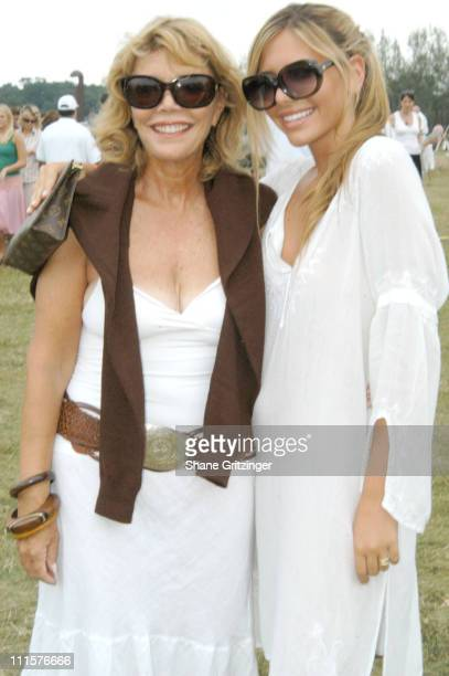 Judy Licht and Jessie Della Femina during Super Saturday 8 The World Famous Designer Garage Sale Benefiting The Ovarian Cancer Research Fund Hosted...