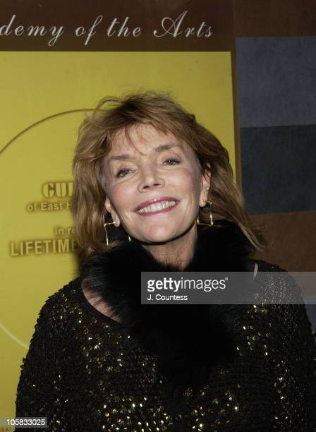 Judy Licht during 20th Annual Academy of the Arts Lifetime Achievement Awards Gala Arrivals at Rainbow Room in New York City New York United States