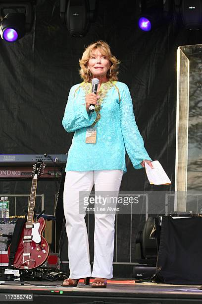Judy Licht during 'Fashion for Passion' Jacquelyne Love Unveils Spring/Summer 2007 Collection at Beach Boys Benefit Concert at Bill Karie Gardiner's...
