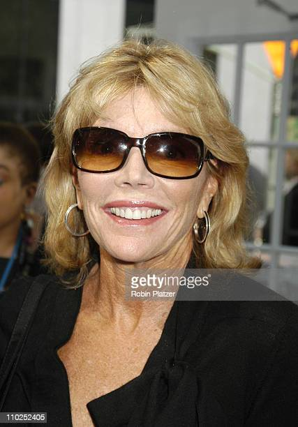 Judy Licht during Olympus Fashion Week Spring 2006 Rosa Cha Spring 2006 Fashion Show Arrivals at The Tents at Olympus Fashion Week in New York New...