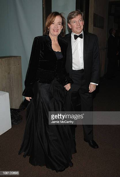Judy McGrath and Guest during The 2006 Whitney Gala Celebrating Picasso and American Art at The Whitney Museum in New York City New York United States