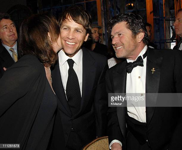 Judy McGrath Matt Nye and Jann Wenner Editor and Publisher of Rolling Stone