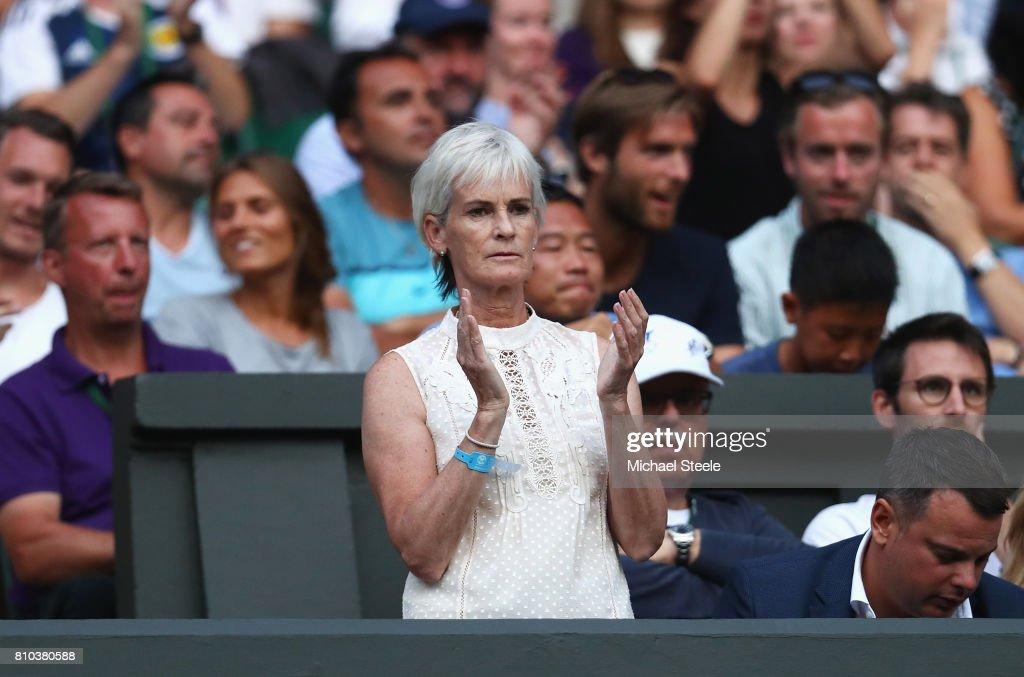 Day Five: The Championships - Wimbledon 2017 : News Photo