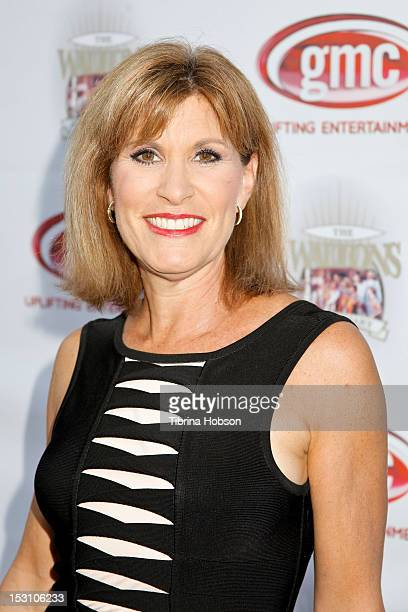 Judy Norton attends the 'The Waltons' 40th anniversary reunion at the Wilshire Ebell Theatre on September 29 2012 in Los Angeles California
