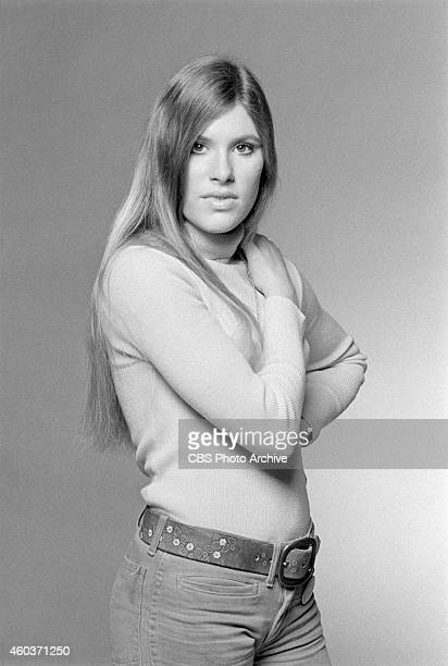 Judy Norton of The Waltons Image dated February 14 1974