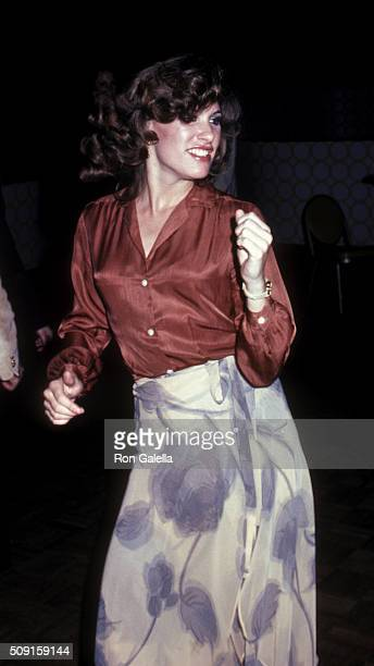 Judy Norton Taylor attends Waltons Wrap Party on March 23 1980 at the Century Plaza Hotel in Century City California