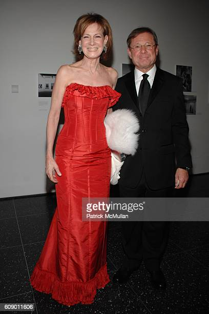 Judy Ovitz and Michael Ovitz attend THE MUSEUM OF MODERN ART MoMA Party in the Garden to honor Leon and Debra Black and Martin Scorsese at MoMA on...
