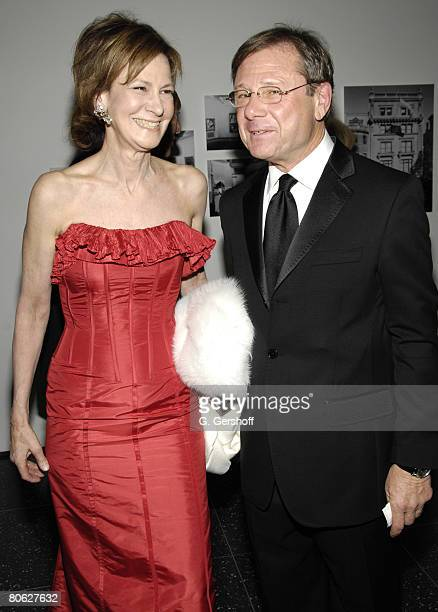 Judy Ovitz and Michael Ovitz