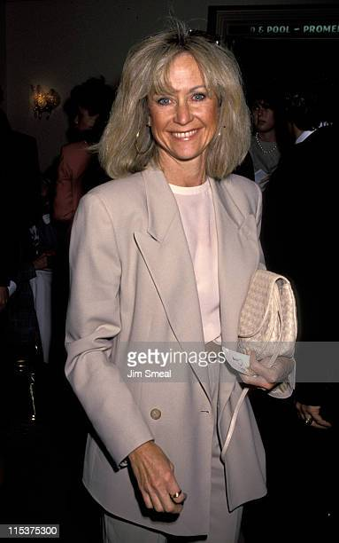 Judy Ovitz during Entertainment Industry Education First Kickoff at Beverly Hills Hotel in Beverly Hills California United States