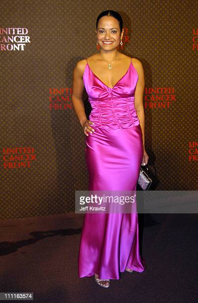 Judy Reyes during 2nd Annual Louis Vuitton United Cancer Front Gala Arrivals at Universal Studios in Universal City California United States