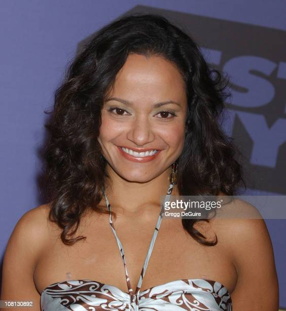 Judy Reyes during Best Buy Hosts Elton John Dream Ticket Launch Arrivals at Caesar's Palace Las Vegas in Las Vegas Nevada United States