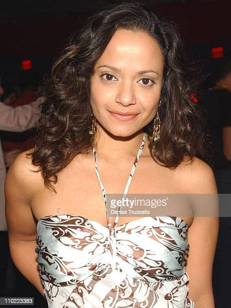 Judy Reyes during Best Buy Hosts Elton John 'Dream Ticket' Launch Inside at Caesars Palace Hotel and Casino Resort in Las Vegas in Las Vegas Nevada