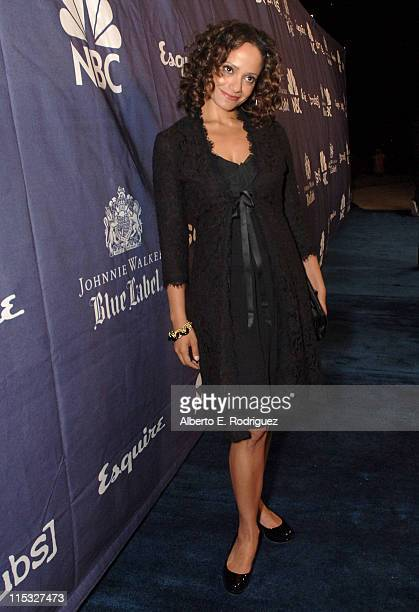 Judy Reyes during Esquire House and Johnnie Walker Blue Host 'Scrubs' Season Six Celebration Red Carpet at Esquire House in Beverly Hills California...