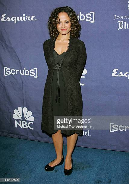 Judy Reyes during 'Scrubs' Season Six Premiere Celebration at Esquire House 360 in Beverly Hills California United States