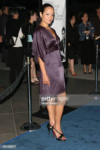 Judy Reyes during 'The Last Kiss' Los Angeles Movie Premiere at Directors Guild of America Theater in Los Angeles California United States