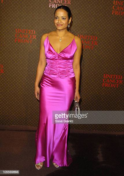 Judy Reyes during The Louis Vuitton United Cancer Front Gala at Universal Studios in Universal City California United States