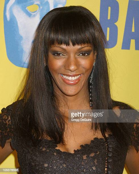 Judy Shekoni during 13th Annual BAFTA/LA Britannia Awards at Beverly Hilton Hotel in Beverly Hills California United States