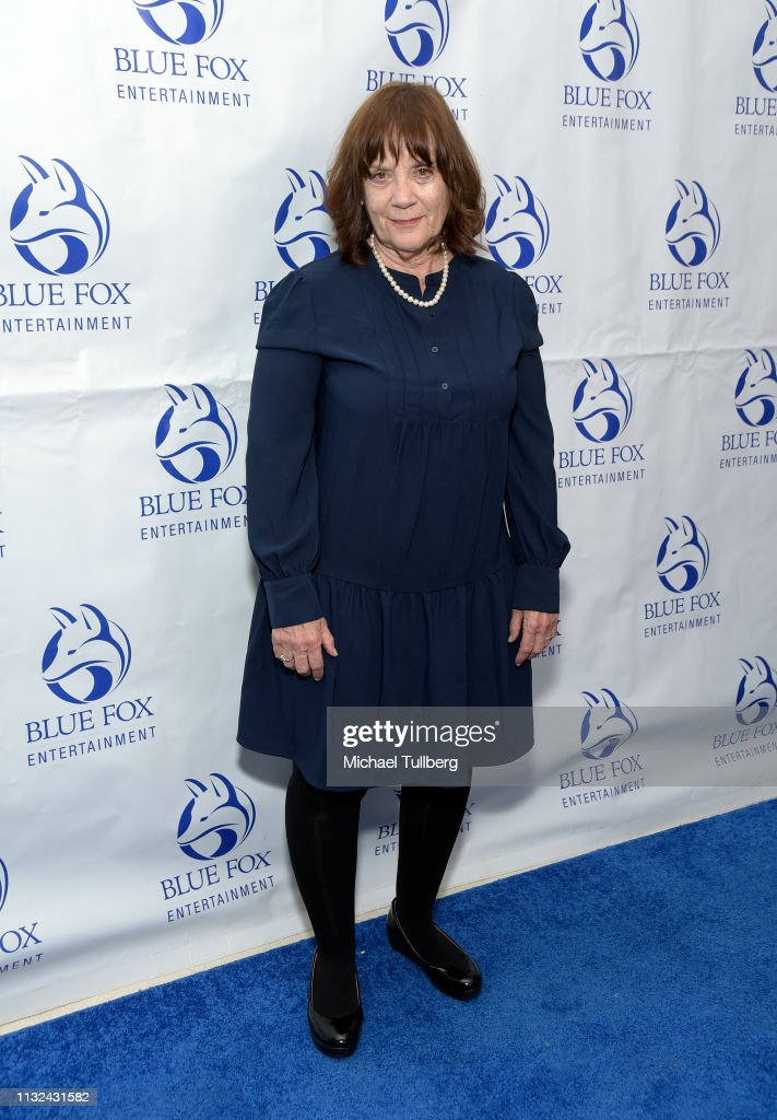 Judy Wood attends the premiere of Forefront Media Group's