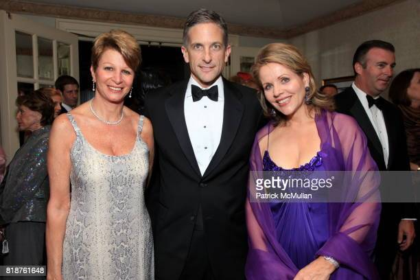 Judy Zankel Tim Jessell and Renee Fleming attend Carnegie Hall Medal of Excellence Gala Honoring HENRY T SEGERSTROM at WaldorfAstoria on June 7 2010...