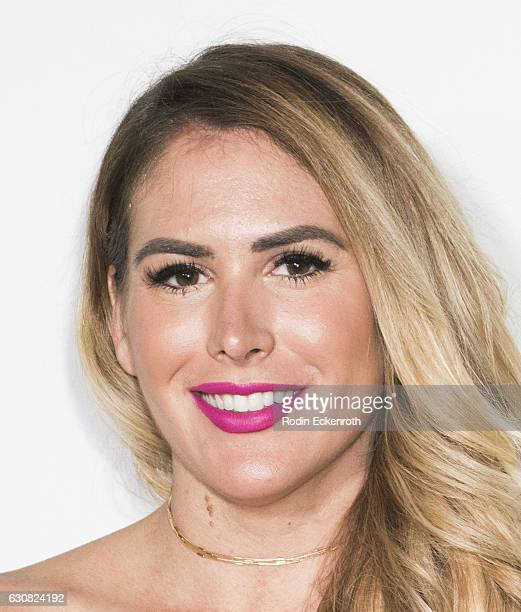 Juelia Kinney attends The Bachelor Charity Premiere Party at Sycamore Tavern on January 2 2017 in Los Angeles California