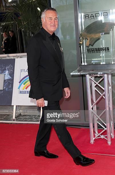 Juergen B. Harder during the Radio Regenbogen Award 2016 at Europapark Rust on April 22, 2016 in Rust, Germany.