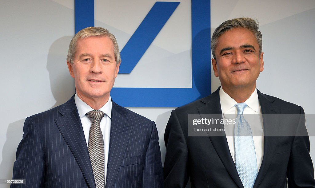 Deutsche Bank Presents 2013 Financial Report