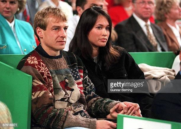 PRIVAT Juergen KLINSMANN mit Ehefrau DEBBIE