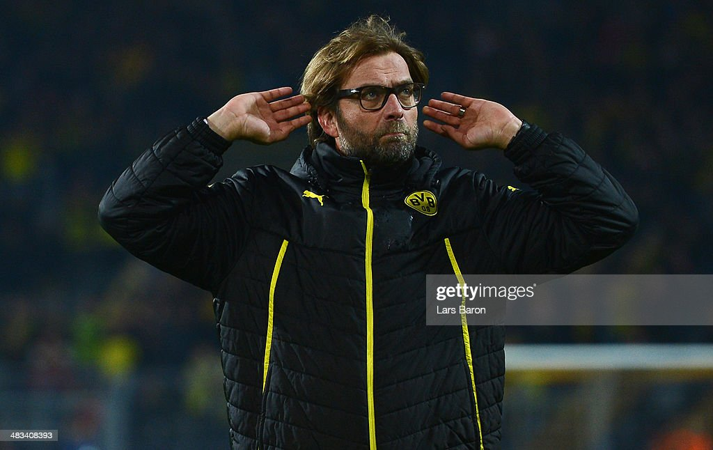 Borussia Dortmund v Real Madrid - UEFA Champions League Quarter Final : News Photo