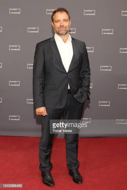 Juergen Maurer attends the 'Der Anfang von etwas' premiere during the Film Festival on September 29 2018 in Hamburg Germany