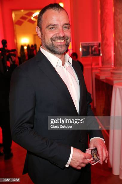 Juergen Maurer during the 29th ROMY award at Hofburg Vienna on April 7 2018 in Vienna Austria