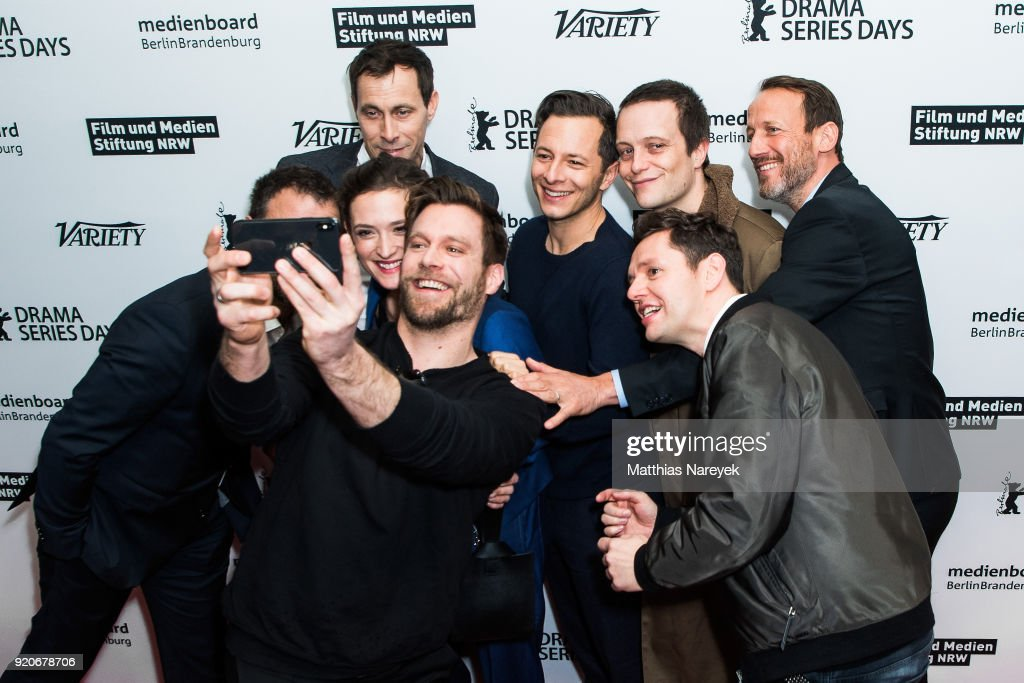 'Das Parfum' Premiere - 68th Berlinale International Film Festival