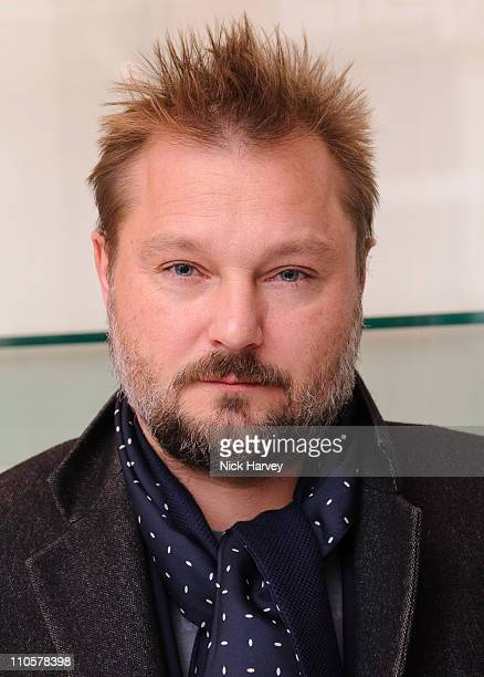 Juergen Teller attends the launch of the Maison Martin Margiela Store on December 11 2008 in London England